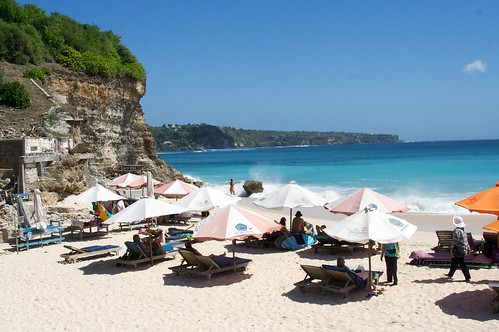 Bali spiagge - Dreamland beach