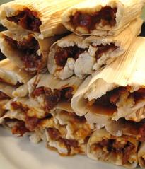 Smoked Pork Tamales