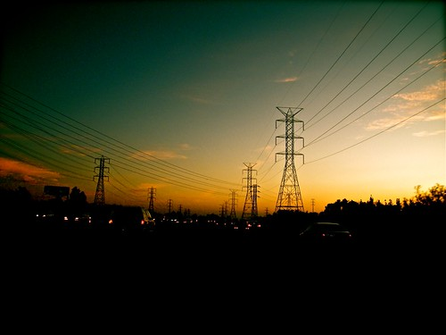 Cali Sun Set 4