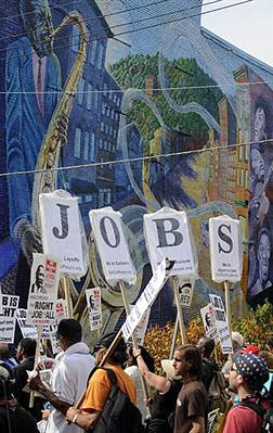 march for jobs