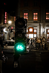 Budapest Bike Light