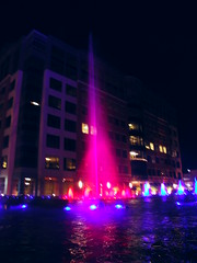 Shops at Legacy - Musical Fountain