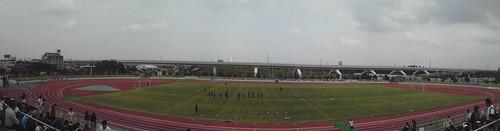 舎人公園陸上競技場
