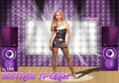 BRITNEY SPEARS - IN LIVE!! (BETHGON blends) Tags: baby girl princess spears live performance pop sound britney blend onemoretime bethgon