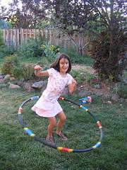 Hooping, hooping, hooping!
