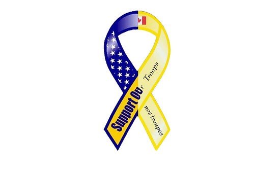 Support Our Troops. Support Our Troops Ribbon