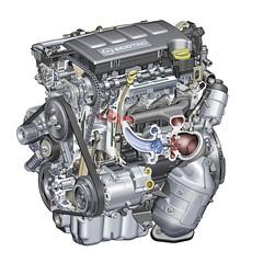 1.4 Turbo für den neuen Opel Astra