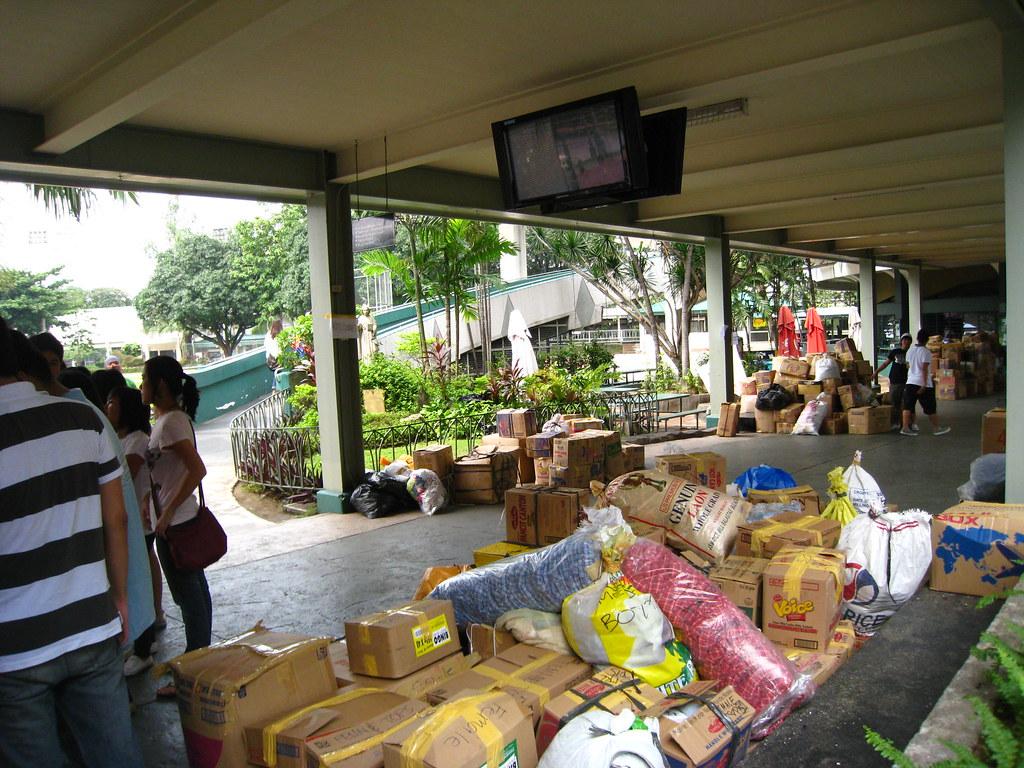 Ondoy Relief Goods