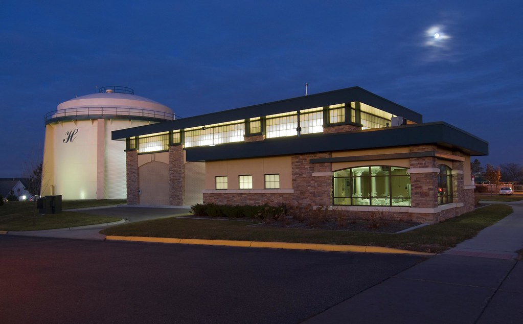Hastings, MN – Water Treatment Facility