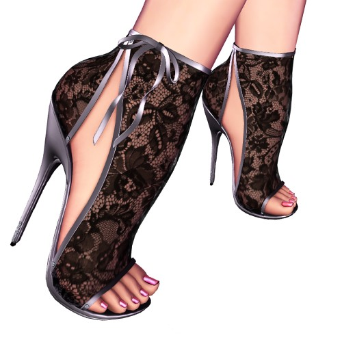 Purrfect 10 New Release Stilettos
