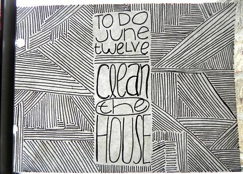 June 2011 challenge: day 12