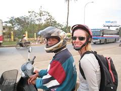 Mr. Soon and Cindy - Battambang