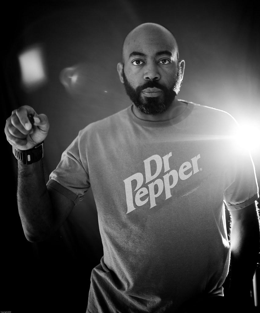 Dr. Pepper Flare