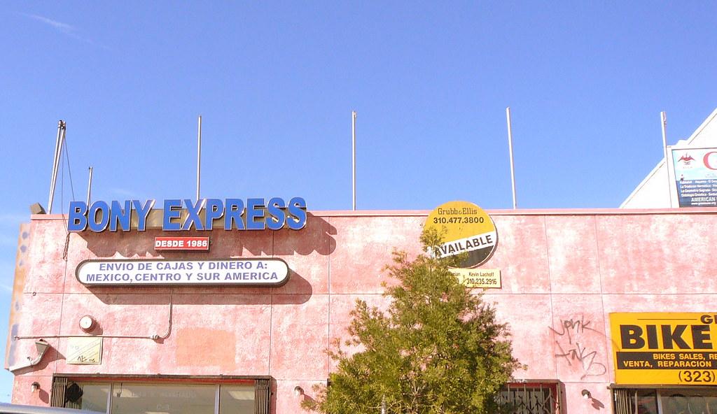 Bony Express