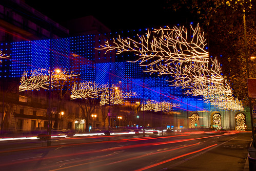 Madrid Christmas Lights 13