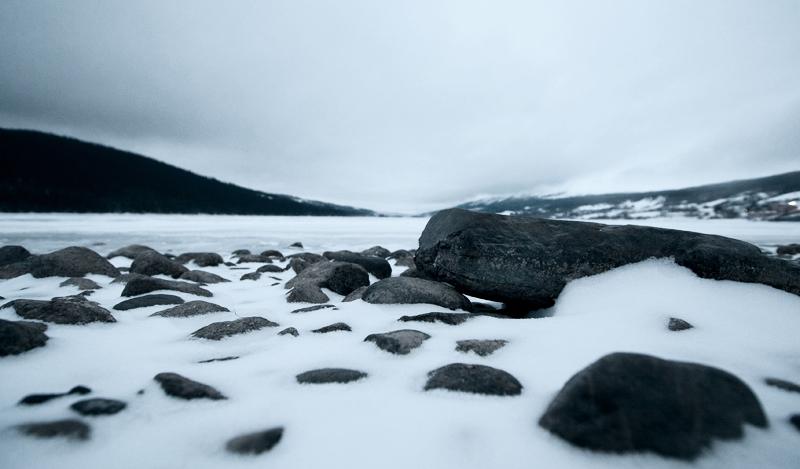 Åre beach