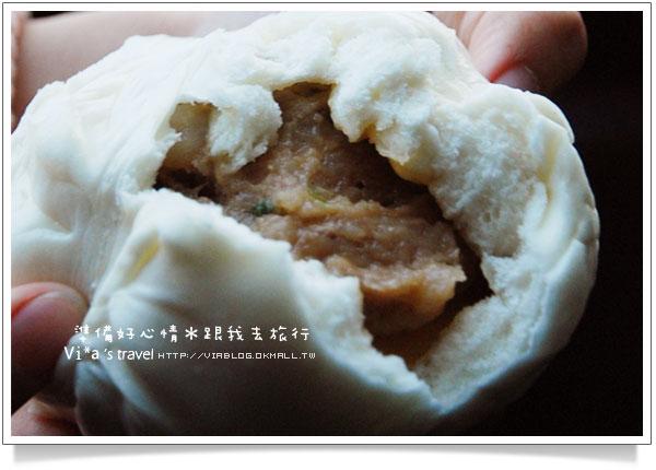 【鹿港肉包】在地美味小吃~鹿港老龍師肉包