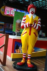 Suwadee Krahp. (robbie ...) Tags: red food yellow cheese ronald french thailand big mac head bangkok burger fast away mcdonalds fries hamburger meal take value milkshake phuket patong bangla mcdonald krahp suwadee