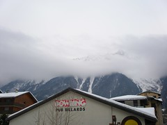 Cloudy Day - poor skiing