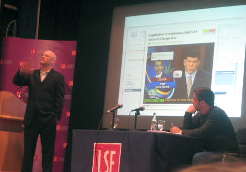 Clay Shirky at LSE