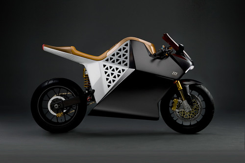 Mission One EV sport bike