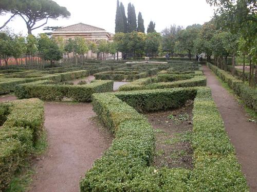 Farnese Garden on the P. Hill