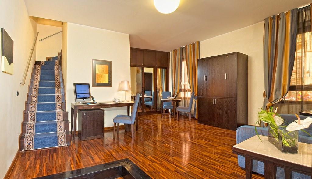 Rome Hotel Mecenate Palace - Apartments