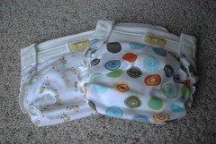 Kushies Cotton Washable Diapers
