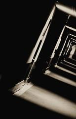 Il portiere di notte (Emmanuele Contini) Tags: hotel luci shining albergo inquietante corridoio overlookhotel portieredinotte contnibb fotografinewitaliangeneration