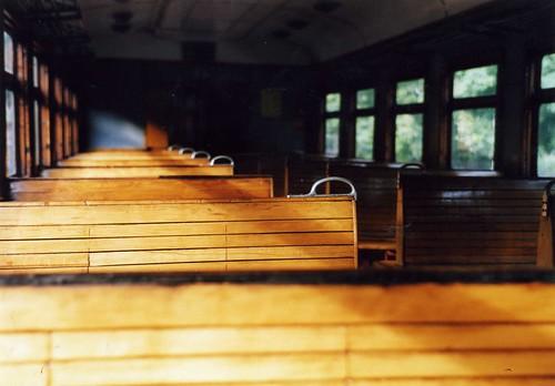 Калининград  Comfort on electric trains 2003 ©  sludgegulper