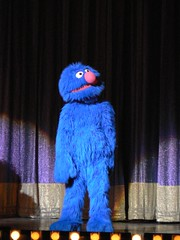 Fuzzy and funny Grover
