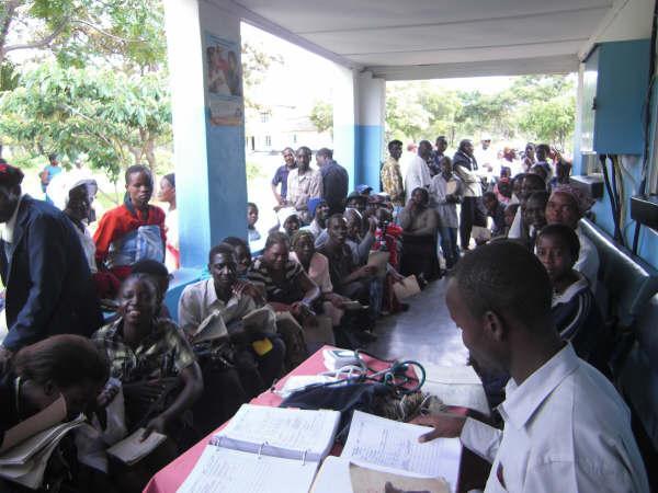 Zimbabwe Vitamin Project