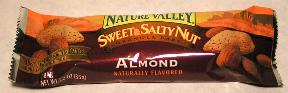 Natures Valley Sweet & Salty Nut Bar