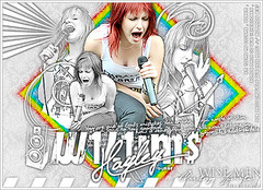 HAYLEY williams :* (Rafey.) Tags: new art by riot rainbow williams live jesus guitarra style brush salvador cristo vocals raf hayley blend aliana romanos paramore crushcrushcrush rhanderson