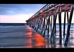 Pier Pressure :-) (...-Wink-...) Tags: ocean california blue sky beach nature water coast sand waves scenic 7 bluesky explore shore vista fp hdr scapes interestingness13 sigma18200 photmatix nikond80 portheuneme mygearandme mygearandmepremium mygearandmebronze mygearandmesilver mygearandmegold