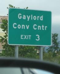 Gaylord Conv Cntr