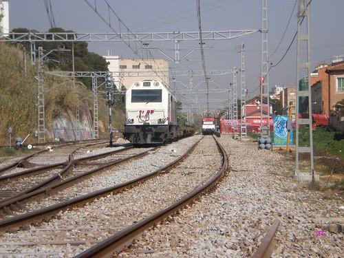 Cruce Carrilero y 447