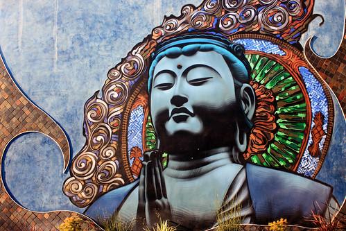 el mac & retna buddha