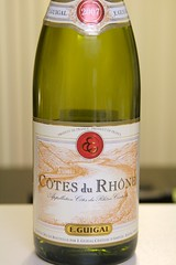 2007 E. Guigal, Côtes du Rhône Blanc