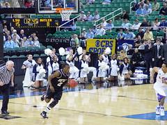 Shawn Vanzant (SneakinDeacon) Tags: bulldog greensboro lsu butler tigers sec collegebasketball marchmadness southeasternconference horizonleague