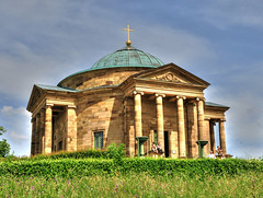 The Love never ends (Habub3) Tags: travel holiday building church architecture buildings germany deutschland photo search nikon europa europe stuttgart urlaub mausoleum architektur gebude hdr vacanze reise kapelle rotenberg d300 wrttemberg grabkapelle serach viewonblack habub3