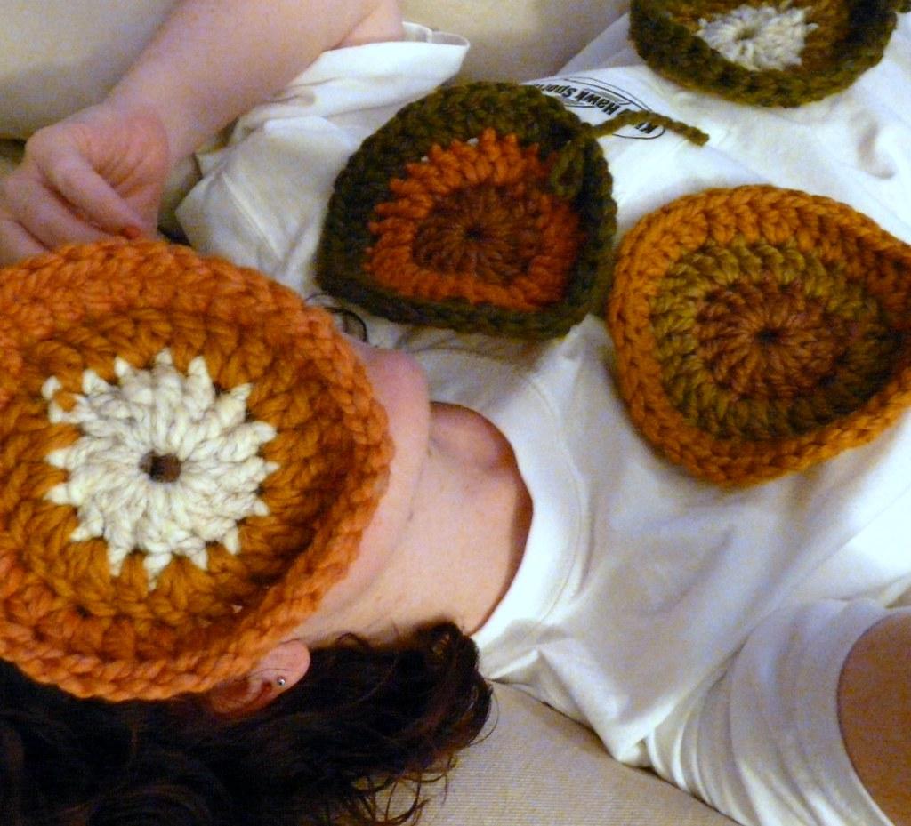 Crochet rug, part deux