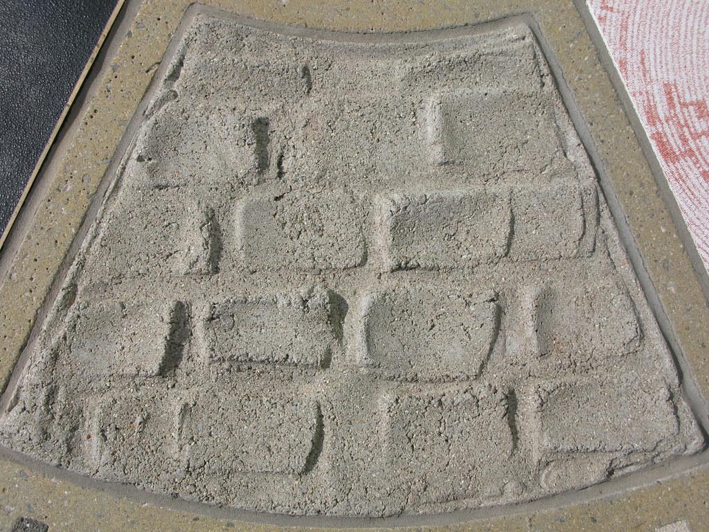 Brickwork...