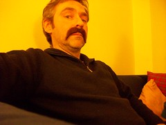 Moustache fun. (Vice Admiral of the Narrow Seas) Tags: bristol moustache richard morton