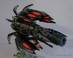 Devil's Talon (-Mainman-) Tags: fighter lego space devils talon bionicle 2009 starfighter showuswhatyougot 28mar09