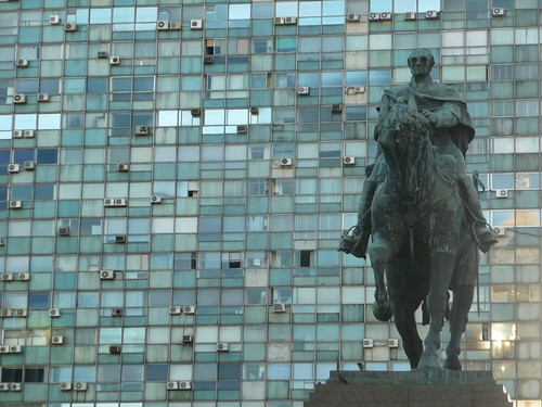 Plaza Independencia, Montevideo