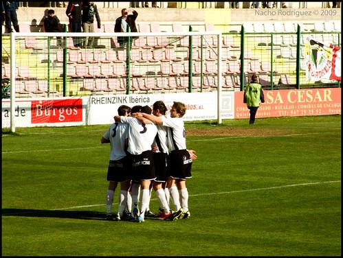 Gol del Burgos