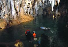 Filmando per Speleologia Subacquea a Valdemino WEB