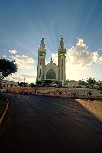 Nossa Senhora do Rosário Church - Barão de Cotegipe