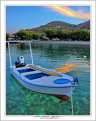 All about Greece (tolis*) Tags: sea summer canon island boat crystal greece waters chios eos50d mavra volia tolis  emporios  flioukas